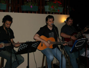 Jax Gabriel – Stardust Trio Concerts – 2009 – 2010